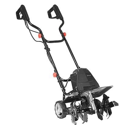 Rotavador eléctrico motorizado Brast, 1500 W, 40 cm de ancho de trabajo, 20