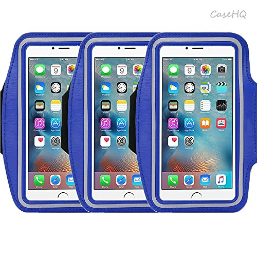 Cheap Cell Phone Accessories Universal Sports reflective armband for running for Apple iPhone 7/7 Plus 6/6s..