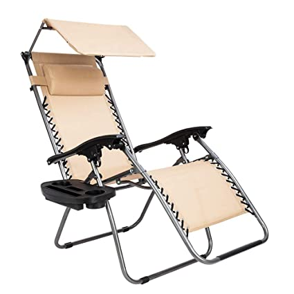 Sensational Amazon Com Zero Gravity Chair Outdoor Chaise Lounge Unemploymentrelief Wooden Chair Designs For Living Room Unemploymentrelieforg