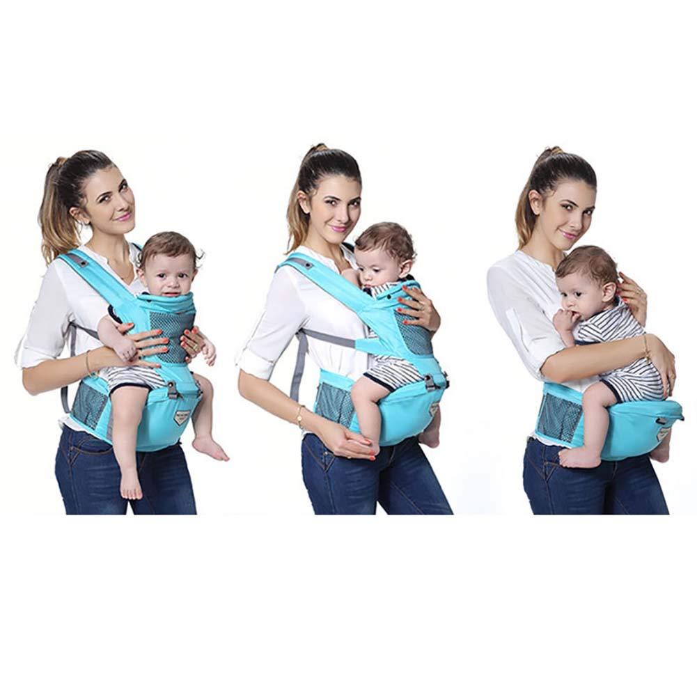 ZLMI Cinturones De De De Bebé De Múltiples Funciones De La Cintura del Bebé Taburete del Hombro De Los Niños Parabrisas Solo Heces Suministros para La Madre Y El Bebé,A 8ac9a8
