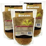 All Seasons Bokashi by SCD Probiotics - Compost Starter & Microbial Inoculant - 3 Gallons - Dry Bokashi Bran for Kitchen Comp