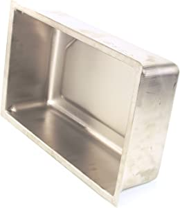 Apw Wyott 55536 500 Well Pan with Door, Cover and Stud