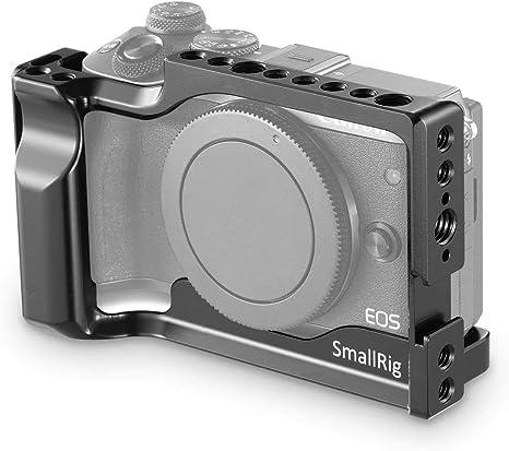 Placa QR L De Liberación Rápida Soporte Mano Agarre Para Canon EOS M EOS-M Fit Arca-swiss