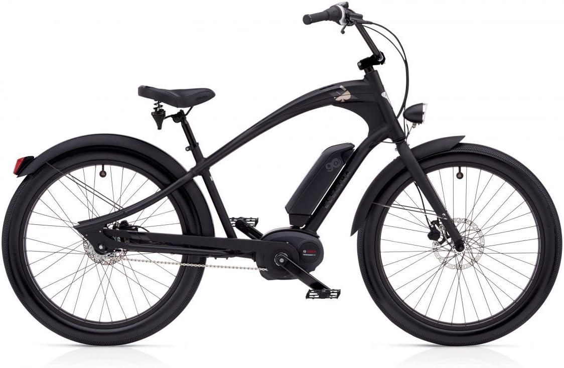 Electra Ace Go Hombre eléctrico bicicleta 26 pulgadas Beach ...