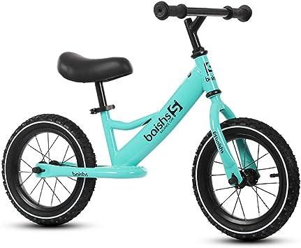 Amazon.com: DuLi - Bicicleta de equilibrio para niños con ...