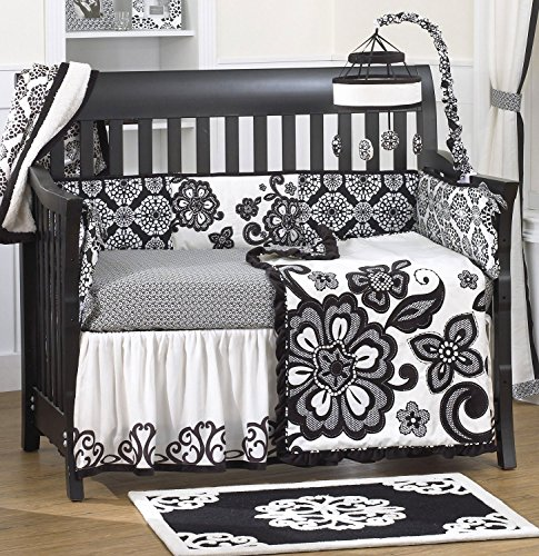 Elsa 5 Piece Crib Bedding Set with Bumper by Cocalo