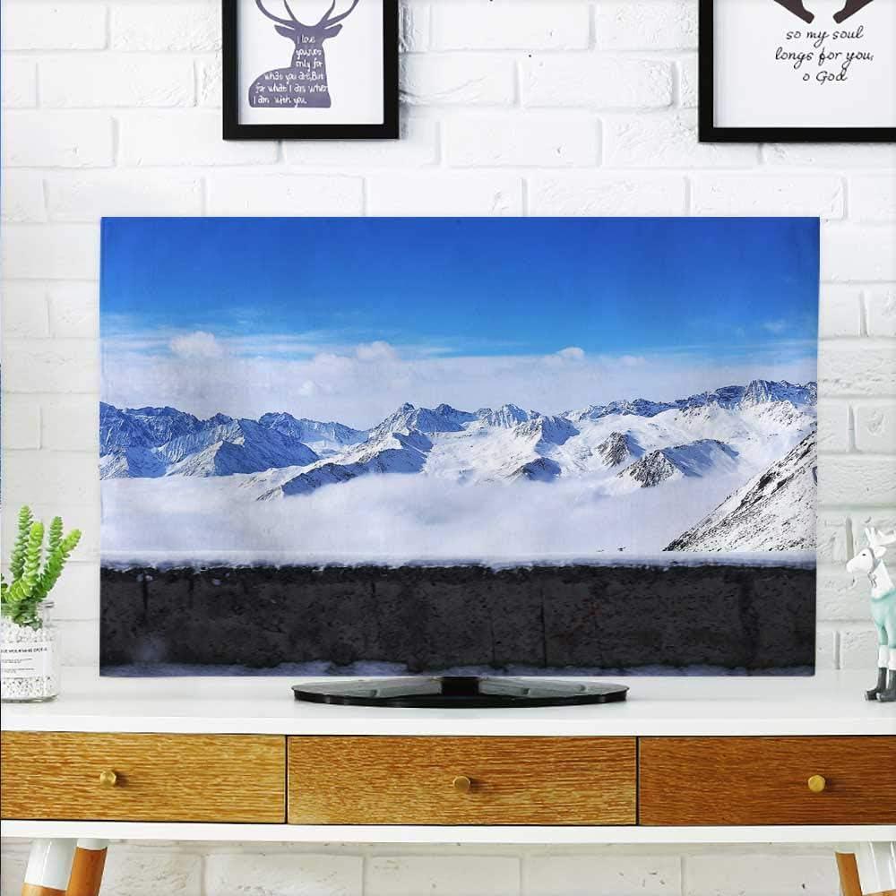 aolankaili Protege tu televisor el Caracol en la Playa con el Sol para Proteger tu televisor de 48,26 cm de Ancho x 76,2 cm de Alto.: Amazon.es: Hogar