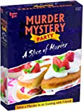 Murder Mystery Party Game - Slice of Murder