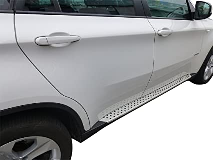 Vanguard Off Road Vgssb 1127al For Bmw X6 2008 2014 Running Board Aluminum Factory Style Step Boards