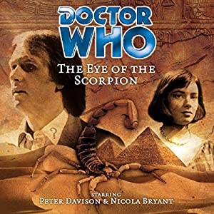 Doctor Who - The Eye of the Scorpion Audiobook