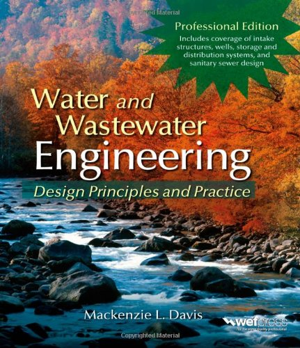 Water+Wastewater Engineering,Prof.Ed