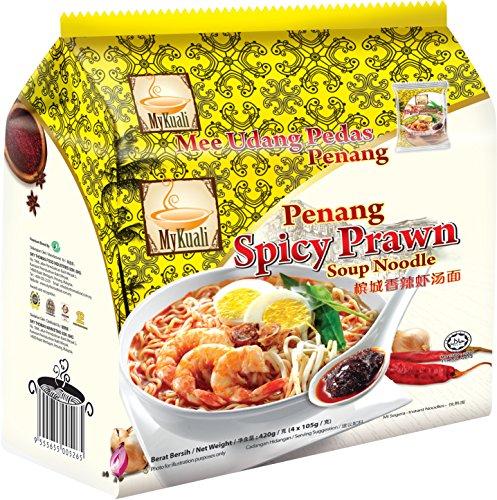 MyKuali Penang Hokkien Prawn Noodle (4 Packs)