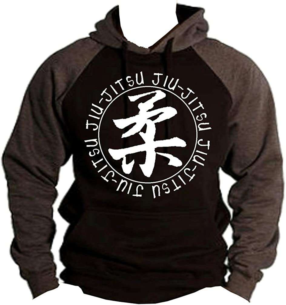 Interstate Apparel Mens Id Rather Be Wrestling Black Fleece Zipper Hoodie Black