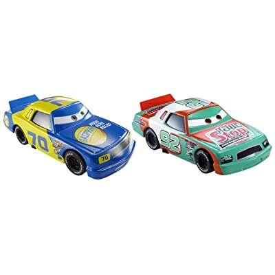 Disney Pixar Cars Collector Die-cast Gasprin & Sputter Stop 2-Pack: Toys & Games