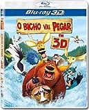 Blu-ray 3D O Bicho Vai Pegar [ Open Season ] [ Audio in English + French + Portuguese + Spanish ] [ Region ALL ] [ Brazilian Edition ]