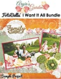 Bo Bunny Aryia I Want It All! 12x12 Collection Bundle