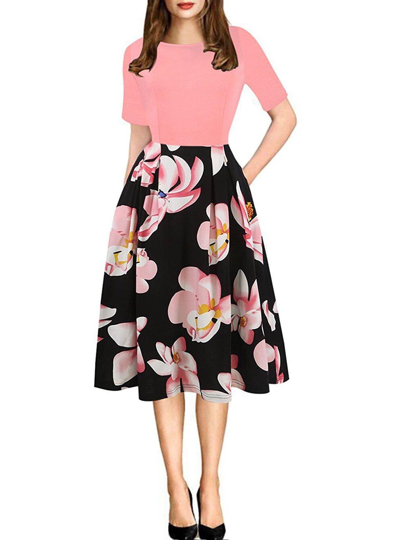 9f0f3beba8 Best Rated in Women's Wear to Work Dresses & Helpful Customer ...