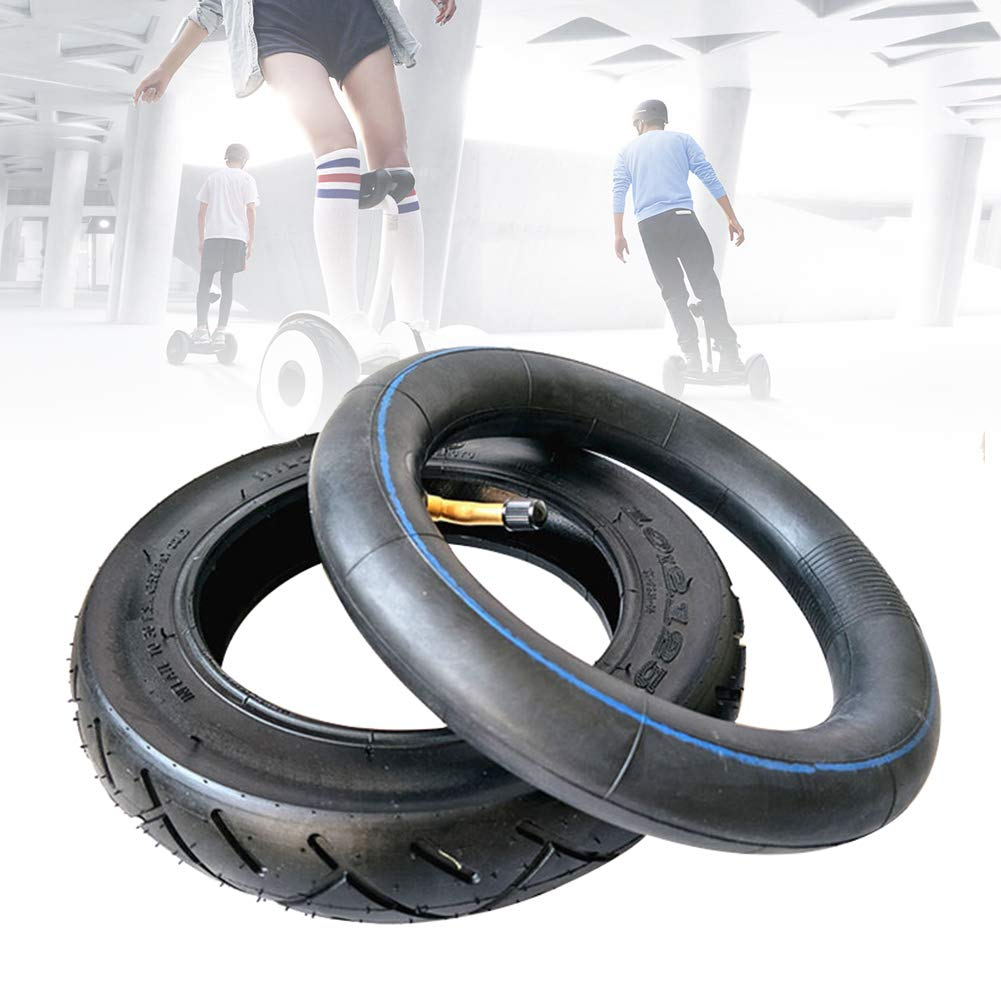 Shentesel 10x2.125inch Tire Inner Tube for Self Balancing Electric Scooter Replacement