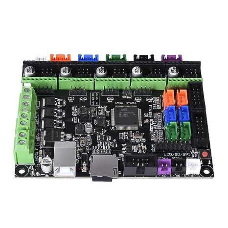 KINGPRINT SKR V1.1 - Panel de control para impresora 3D (32 bits ...