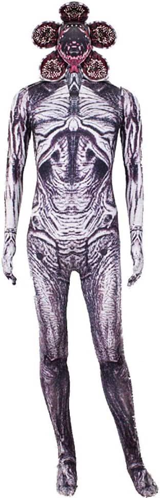 CHhehe Demogorgon Disfraz de Halloween para niños, tamaño