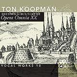 Complete Works 20: Vocal Works 10