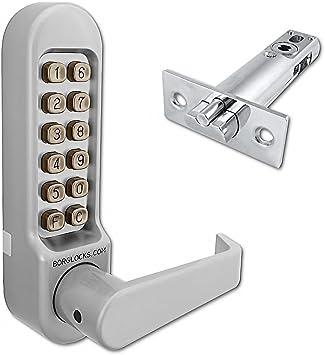 Borg 5001 (5401) - Cerradura numérica digital (acero inoxidable ...