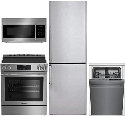 Amazon.com: Blomberg 4-Pcs Apartment Size Kitchen Package ...