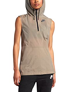 de870d2028bf Nike Women s Tech Fleece Vest at Amazon Women s Clothing store