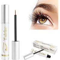 Ywinler Wimpernserum Wimpern Booster und Augenbrauenserum Wimpern Booster Lash Serum mit Natürlichen Inhalt