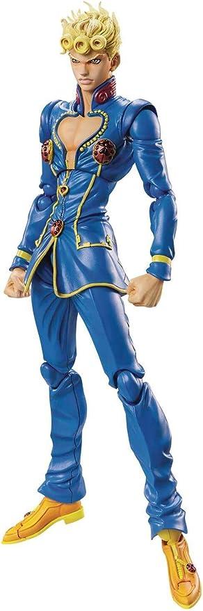 MediCos JoJos Bizarre Adventure Part 5 Chozo Kado Pannacotta Fugo Super Action Statue Figure