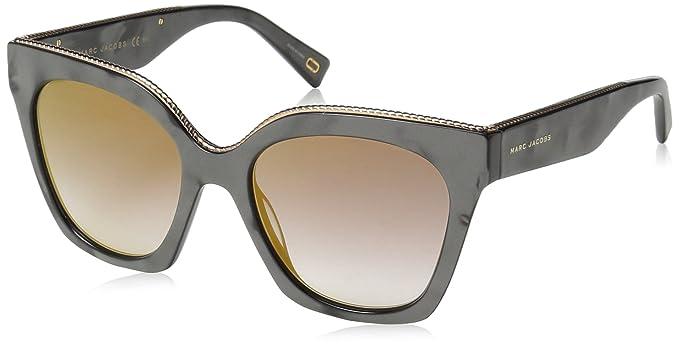 Marc Jacobs Marc 162 S FQ C8W 52, Montures de Lunettes Femme, Gris Mop Gry  Grey  Amazon.fr  Vêtements et accessoires c5ef7ddc61bf