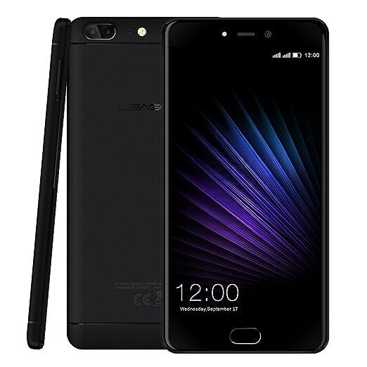 58 opinioni per Leagoo T5 4G cellulare Phablette 5.5 Pouces smartphone FHD Ecran Android 7.0