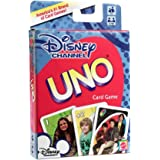1 X Disney Channel UNO Card Game