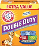 #4: Arm & Hammer Double Duty Litter, 40 Lbs