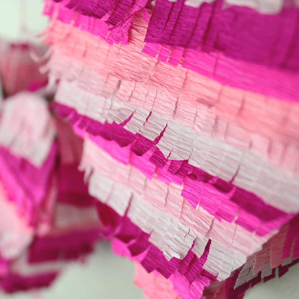 Color: Baby Pink Just Artifacts Premium Crepe Paper Roll 8ft Length//20in Width
