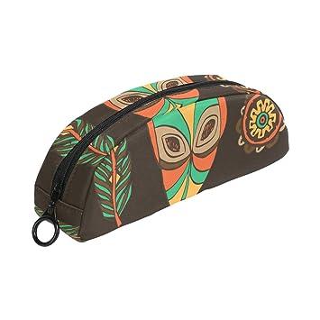 COOSUN - Estuche de máscara africana y amuletos ...