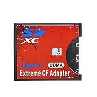 RGBs SD SDHC SDXC zu High Speed Extreme Compact Flash CF Typ I UDMA Speicher Card Adapter unterstützt 16/32/64/128GB