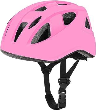 WayEee Casco Infantil para Bicicleta Monopatín Patinaje Casco ...