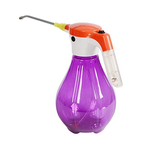 Penck 3-Liter Automatic Battery Powered Spray Bottle Water Mister,  Multipurpose Fine Mist to Stream Sprayer Bottle with Adjustable Flow Tip  for Garden