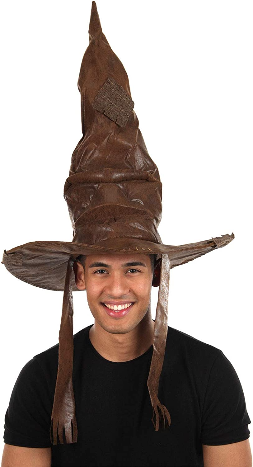 Harry Potter Deluxe Sorting Hat adults kids cosplay costume accessory