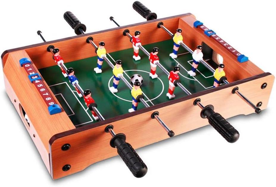 Futbolín de madera - 51 cm – Ideal para el cuarto de los niños o ...