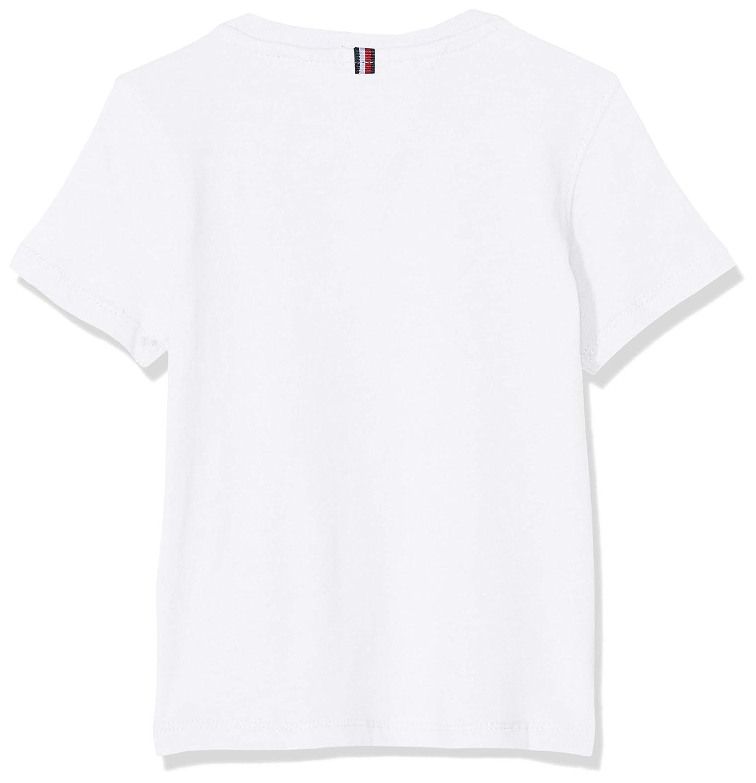 TOMMY HILFIGER Boys Basic Cn Knit S//S T-Shirt