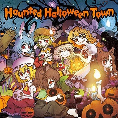 Haunted Halloween Town  -