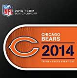 Turner - Perfect Timing 2014 Chicago Bears Box Calendar (8051197)