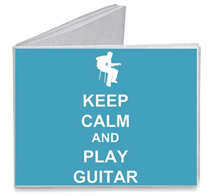 Amazon keep calm and play guitar paper tyvek wallet clothing keep calm and play guitar paper tyvek wallet malvernweather Images
