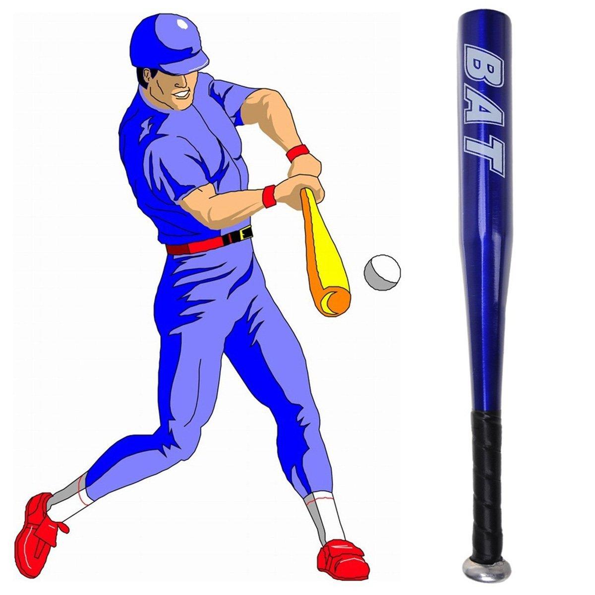 mazza da baseball in alluminio Latinaric per softball e autodifesa
