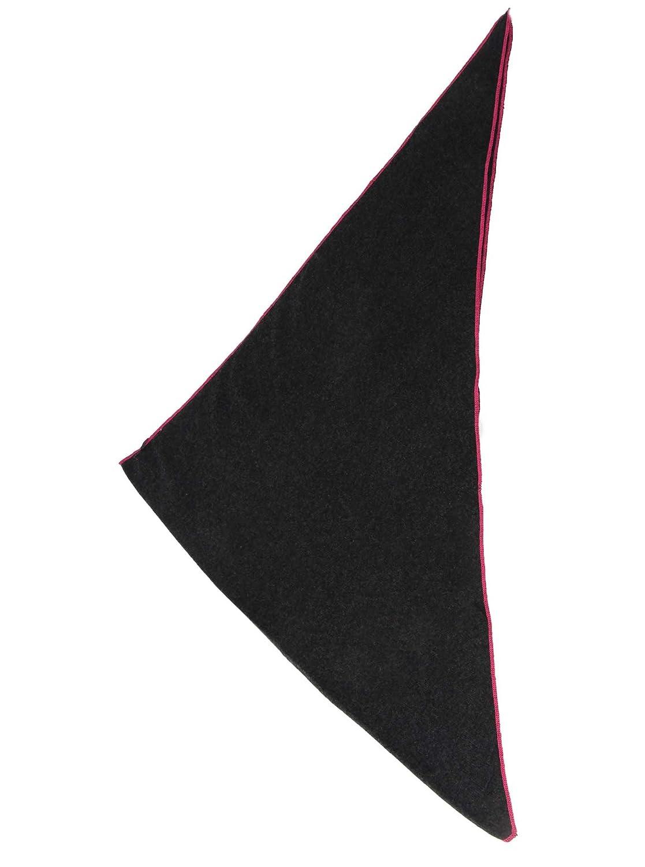 Hochwertiger Schal im Uni Design f/ür Damen Jungen und M/ädchen Strick-Waren f/ür Sommer und Winter Zwillingsherz Dreieckstuch XXL Hals-Tuch und Damenschal
