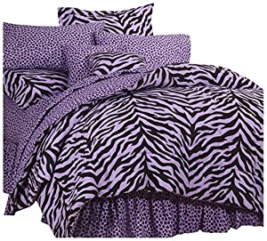 Amazon Com Karin Maki Zebra Complete Bedding Set Full