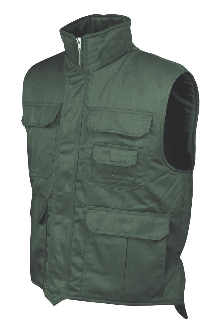 Mil-Tec Ranger Weste L, Oliv DR-Sicherheitssysteme 10706001-904