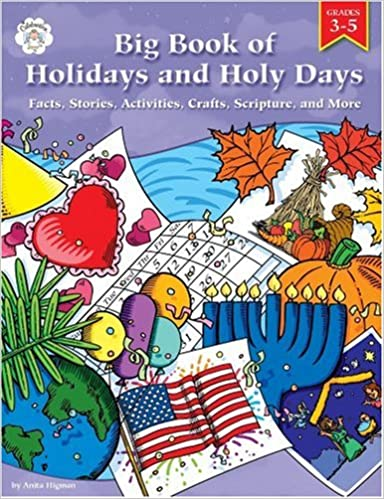 Free audio books download for pc Big Book of Holidays and Holy Days auf Deutsch PDF FB2